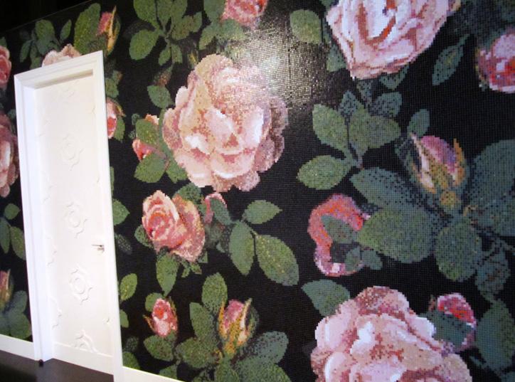 Bisazza-Mosaico-rose