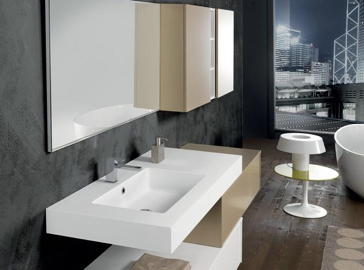 Arredo bagno mobiltesino cerquitelli for Design arredo bagno