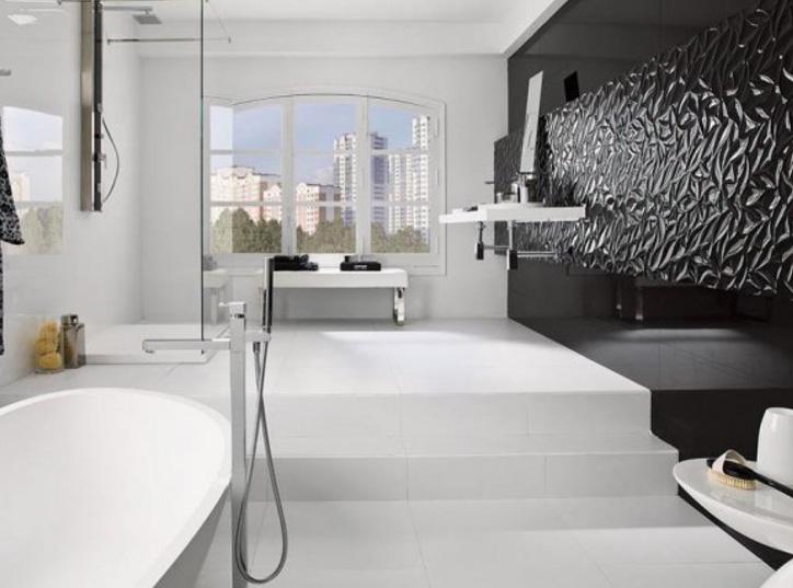 Bagni bianco e nero. bagno bianco e nero with bagni bianco e nero